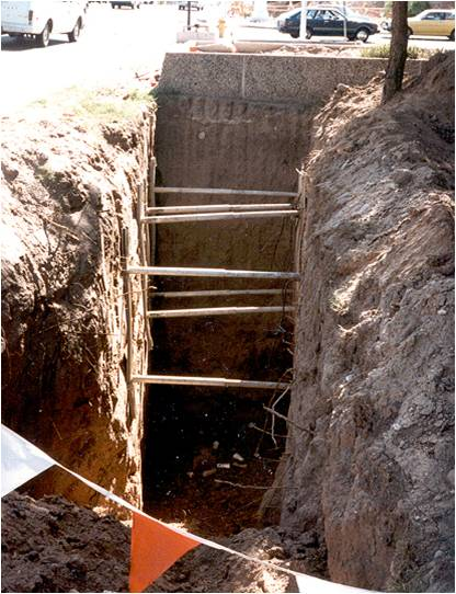 3.1 Construction Safety Standards - Excavation