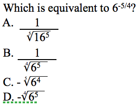 Assessment On Standard 1.1a And 1.1b For Absent Students