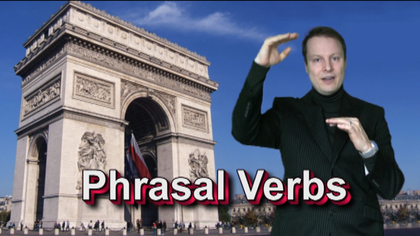 Learn English With Steve- Peppy 24(Get Phrasal Verbs)