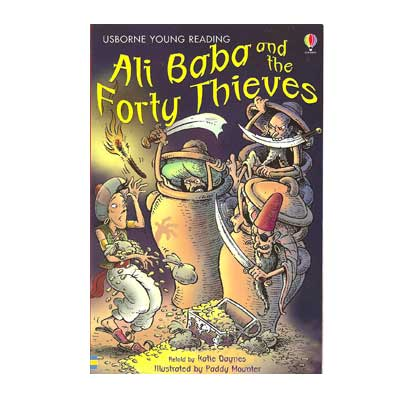 Ali Baba And The Forty Thieves Quiz - ProProfs Quiz