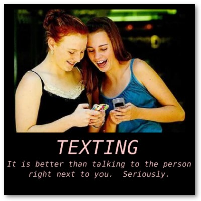 Are You Obsessed With Text Messaging?