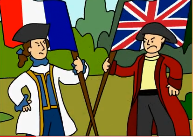 Modified French And Indian War Quiz