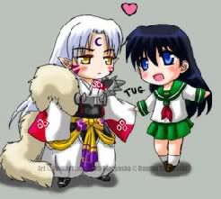 Which InuYasha Character Are You? Find Out