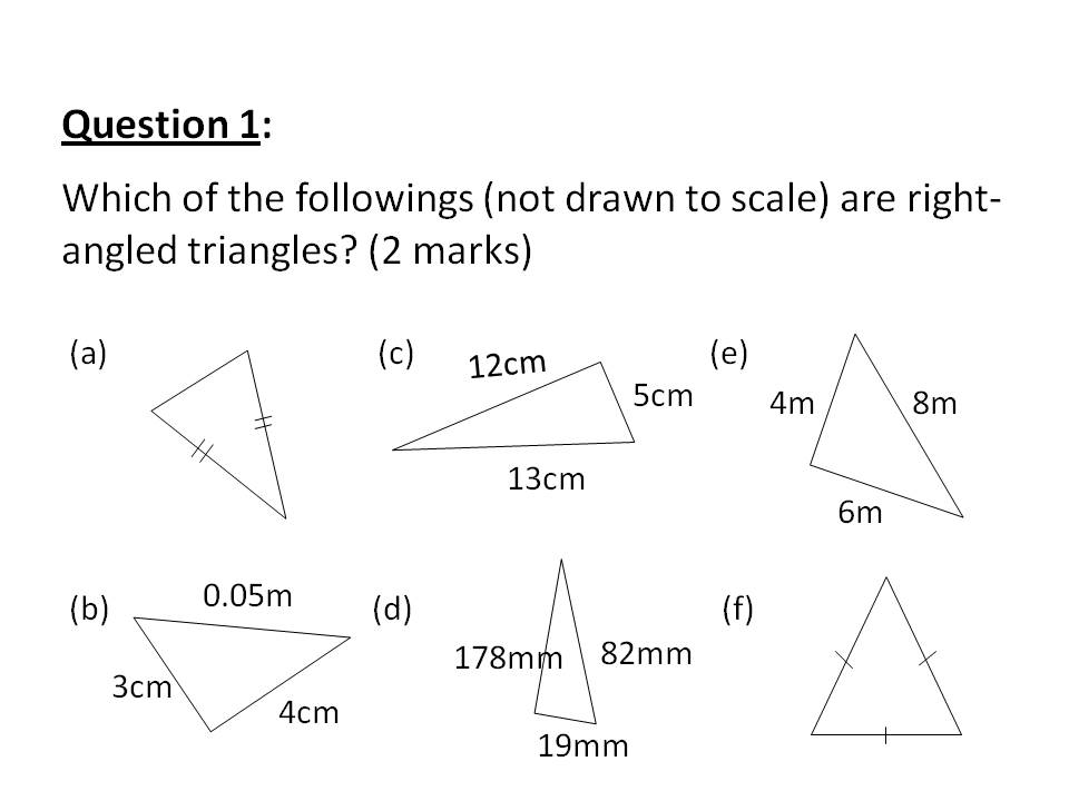 Pythagoras Theorem Quiz Questions Proprofs Quiz