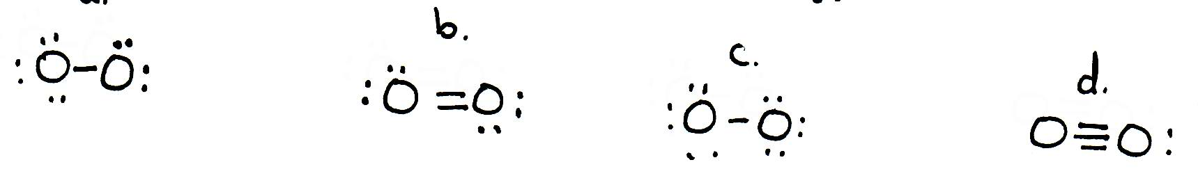 What Is The Lewis Structure For Oxygen  O2