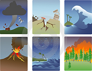 Which Of The Following Is A Natural Disaster Quiz
