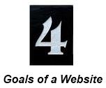4 Goals Of A Website