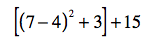 Chapter 1 Algebra Review