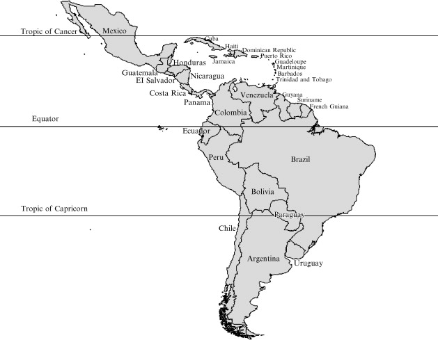 Latin America Quiz - ProProfs Quiz
