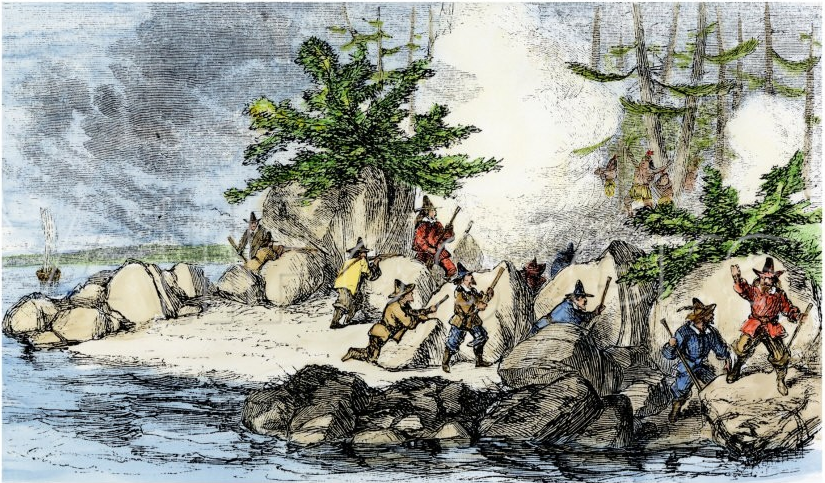 why were the colonials successful in king phillip s war Colonies were private ventures with charters from the british government but there was nothing in the way of supervision or support the reason for this neglect was the glorious revolution.