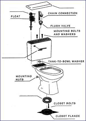 Building Construction Quiz Plumbing Toilet Fixtures
