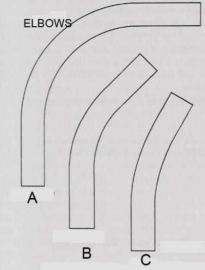 identify the 30 deg elbow