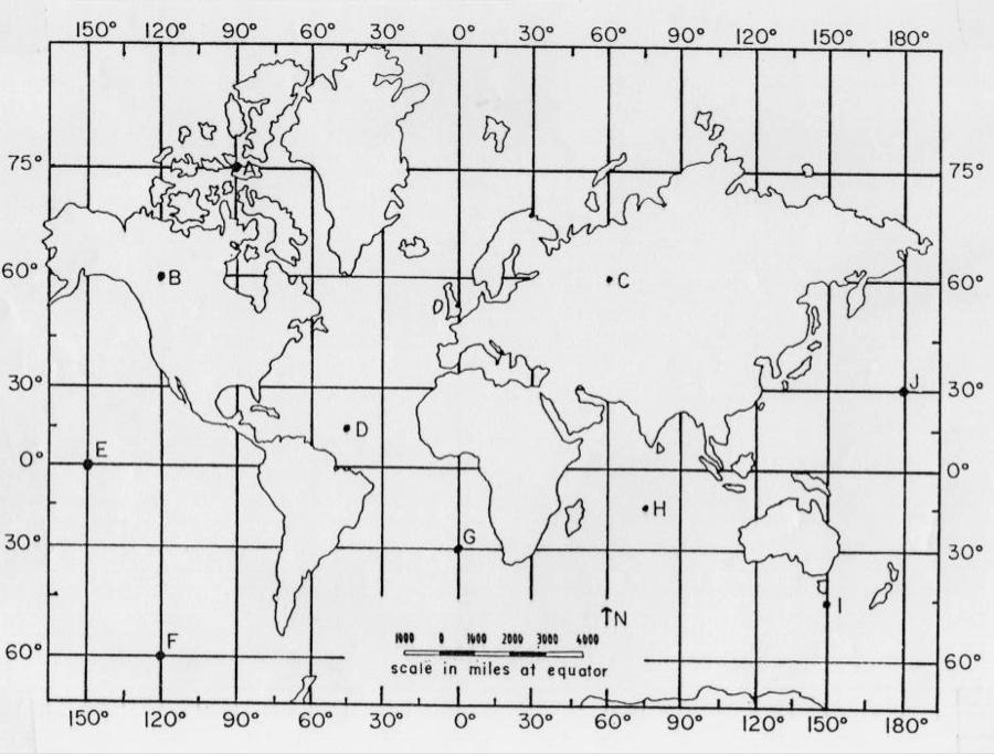Absolute Location - ProProfs Quiz