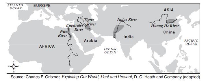 Neolithic Revolution Map Neolithic Revolution -...