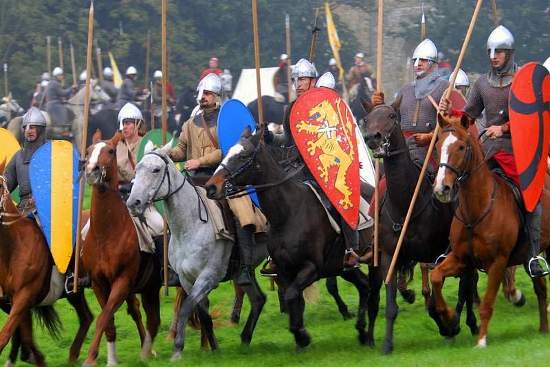 Ridders en kastelen proprofs quiz for Werkbladen ridders en kastelen