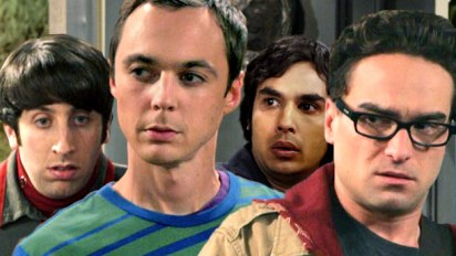 "Che Personaggio Di ""the Big Bang Theory"" Sei? (maschile)"