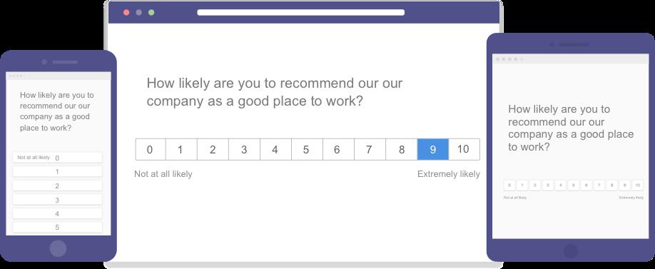 employee satisfaction survey question