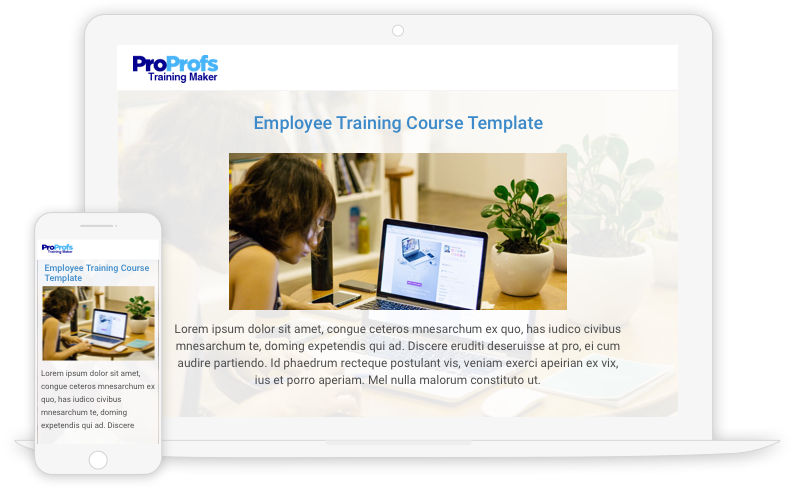 Create Employee Training Programs with Templates